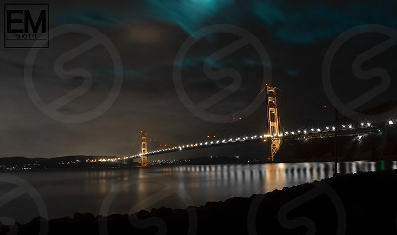 SAN Francisco city Bridge photo