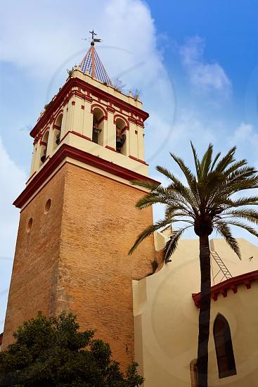 san gil abad church in macarena seville photo