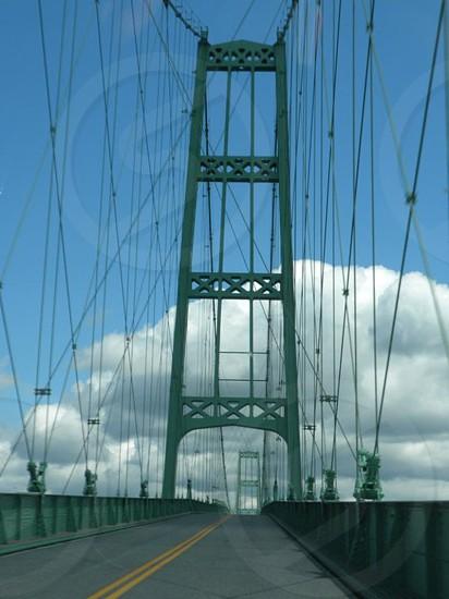 Deer Isle Bridge.  photo