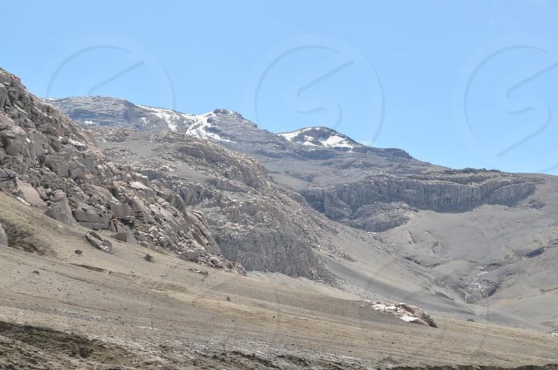 Los Nevados Colombia. photo