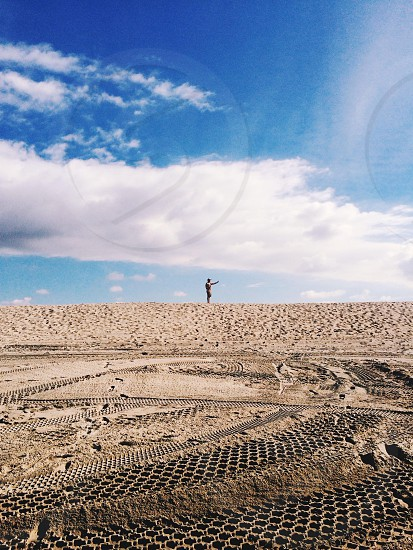 desert dune  photo