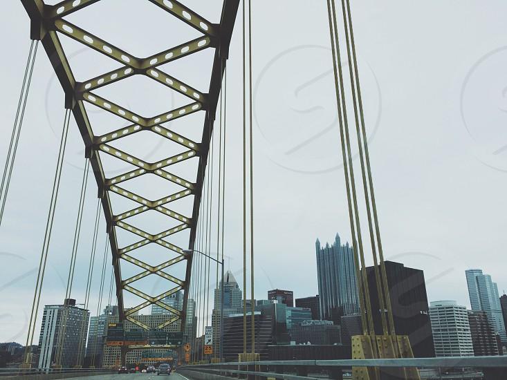 Road trip to Pittsburgh Pennsylvania.  photo
