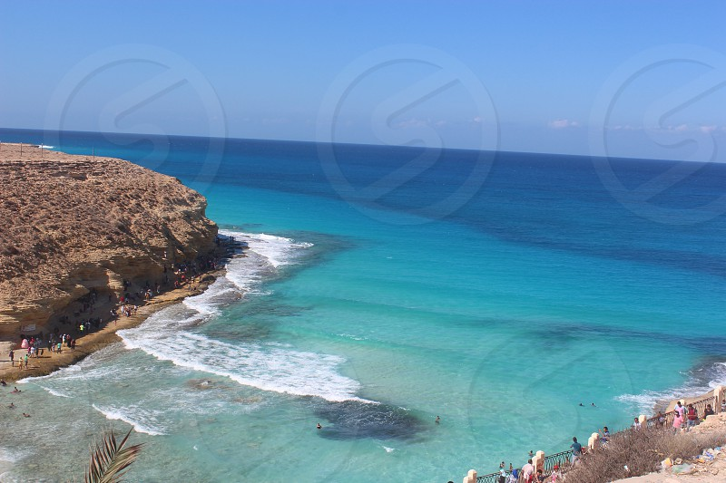 (agiba beach) Marsa MatrouhEgypt photo