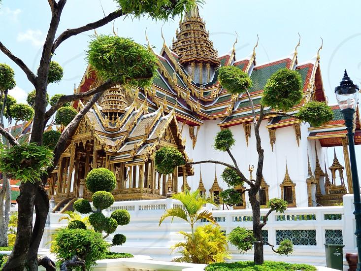 Bangkok Royal Palace. Thailand photo