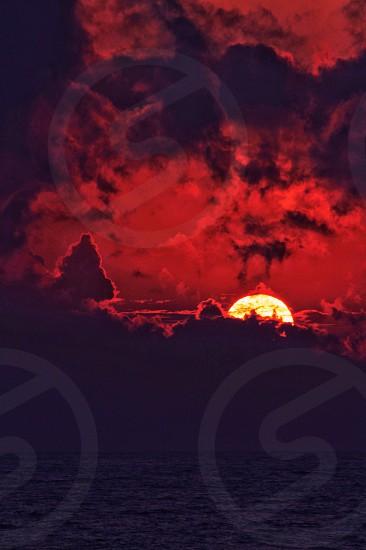 Evil Sunset photo