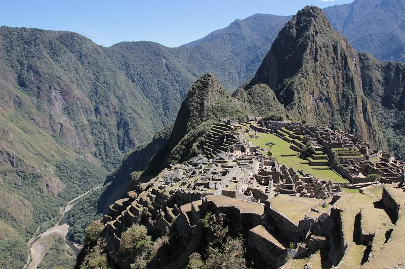 Machu Picchu Peru Inka trail photo