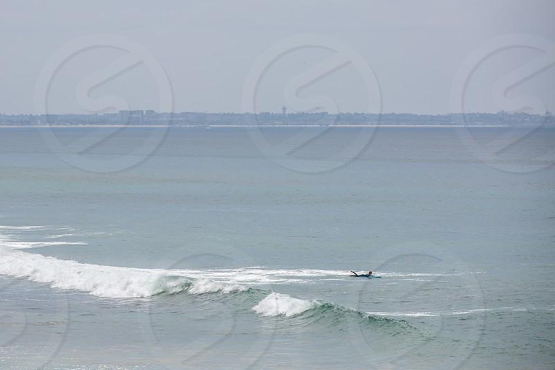 Malibu surfer  photo