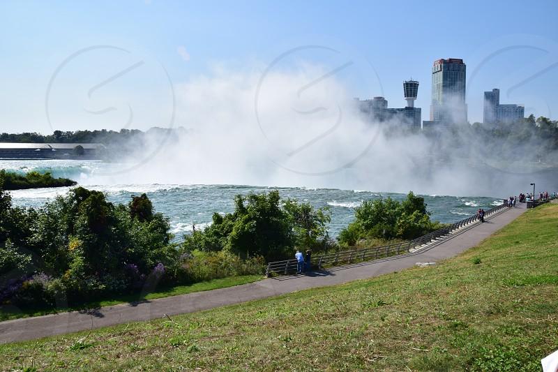Horseshoe Falls Niagara Falls photo