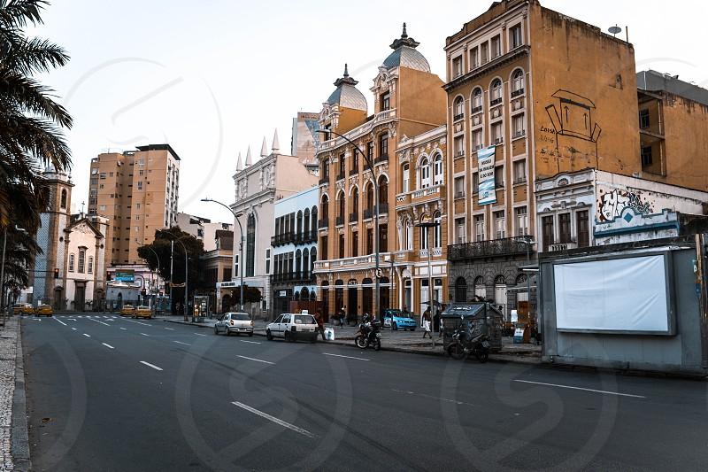 Lapa's neighborhood in Rio de Janeiro photo