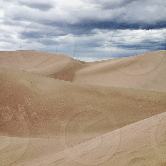 Sand Dunes National Park Co photo
