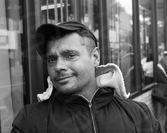 Portrait street street photography  photo