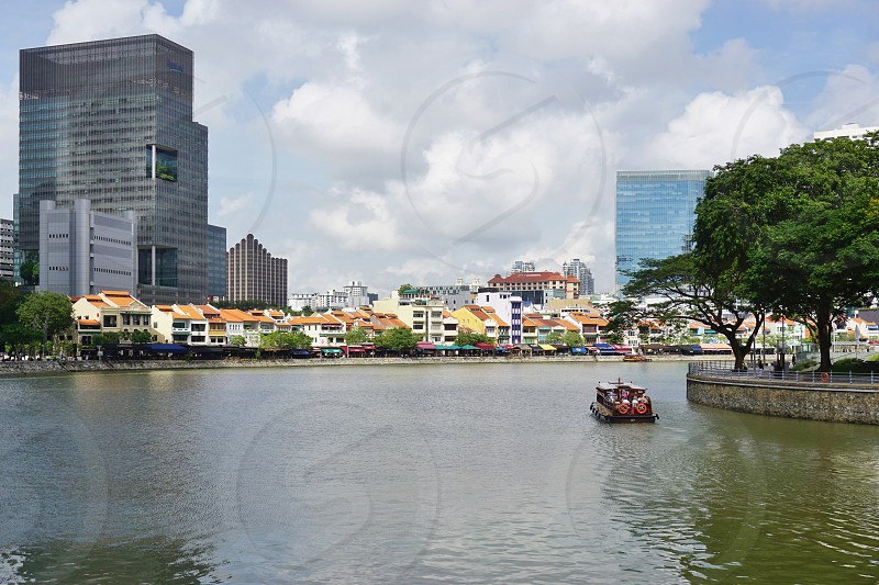 Clarke Quay - Singapore photo