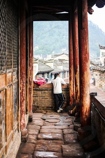 After Class @Fenghuang Hunan China photo