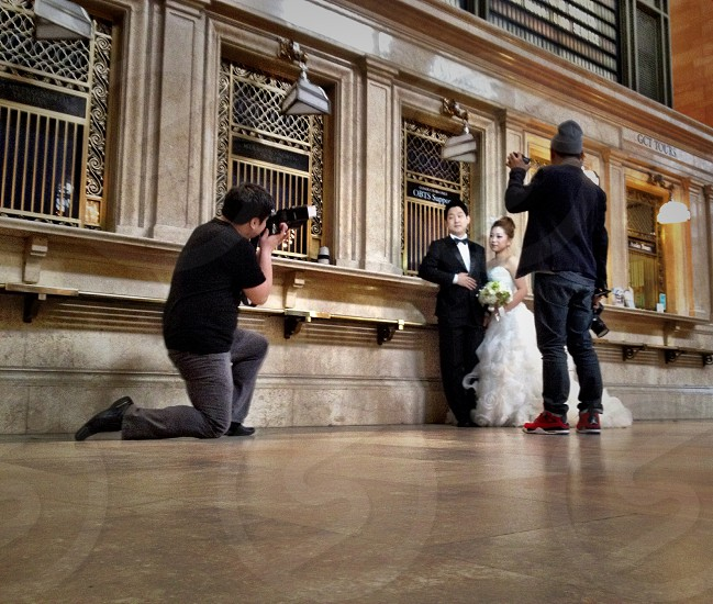 A day to remember... Grand Central Terminal NYC. photo