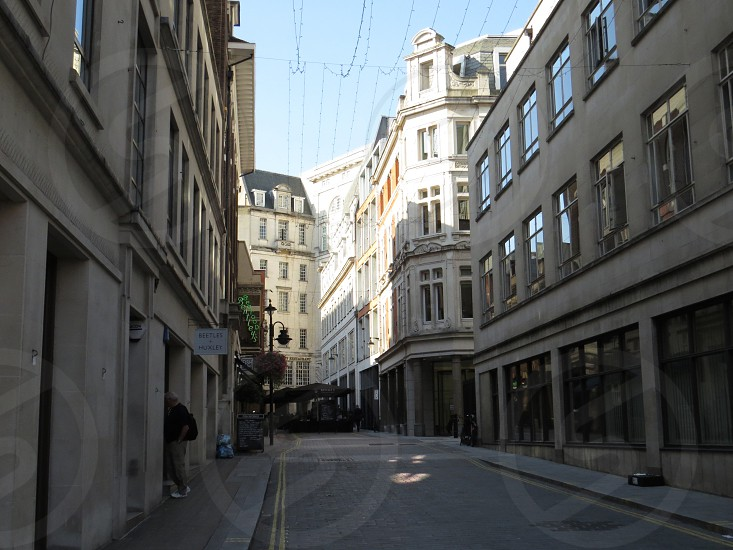 Streets of London          photo