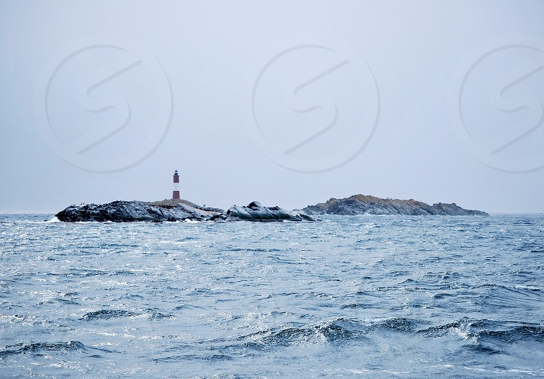 "Beagle Channel - ""Les Eclaireurs"" Lighthouse photo"