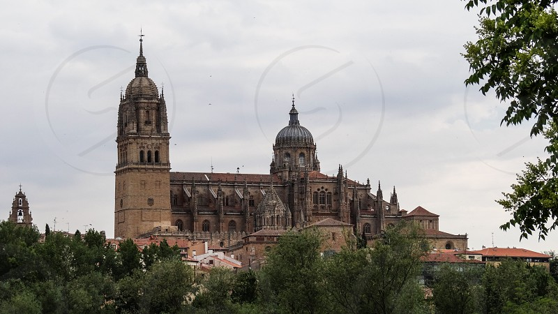 New Cathedral Salamanca Spain. photo