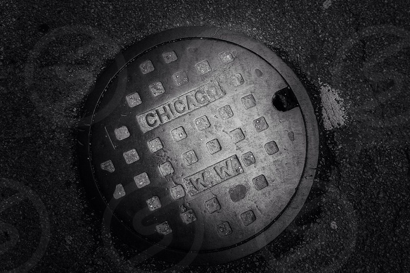 chicago sewage cover photo