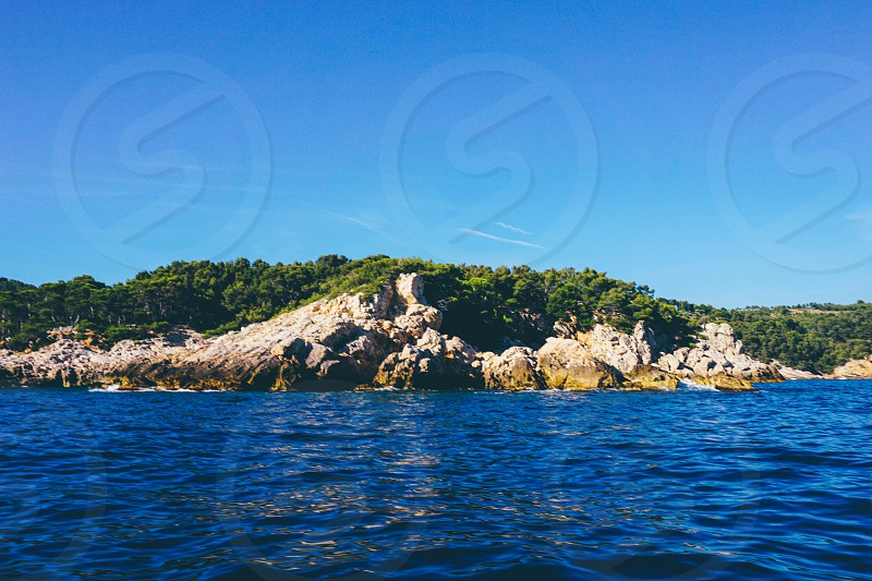 Boat Trip in the South of France photo