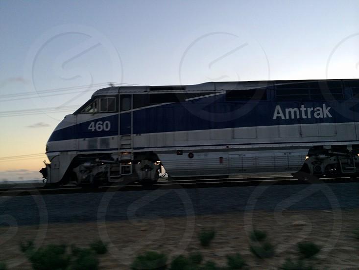 amtrak 460 train photo