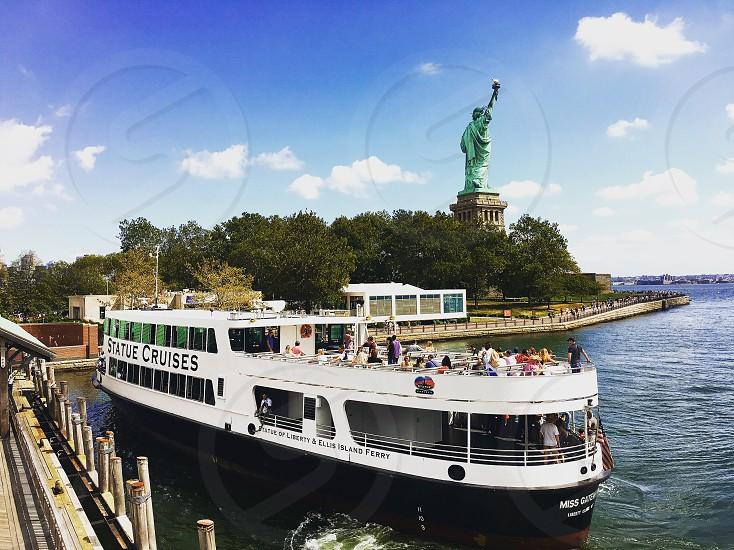 Statue of Liberty New York USA  photo