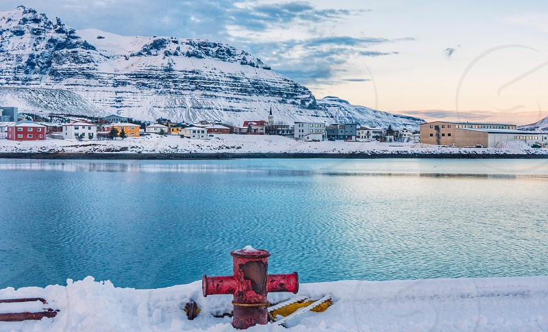 Iceland in January @oliviasaienniphotography photo