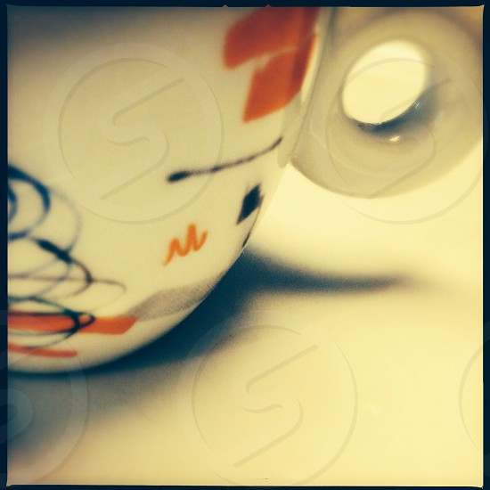 Expresso cup - close up photo