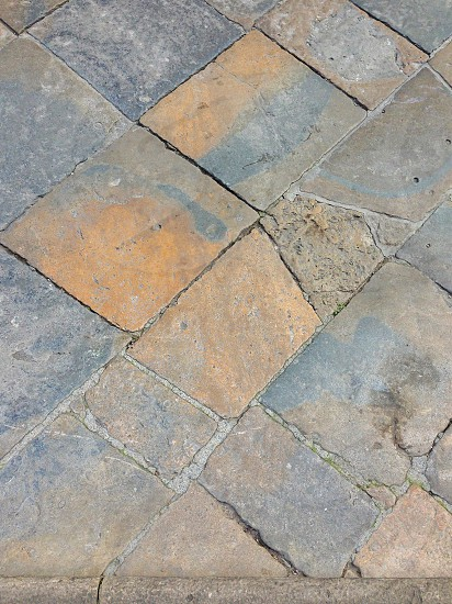 stone flooring outside photo