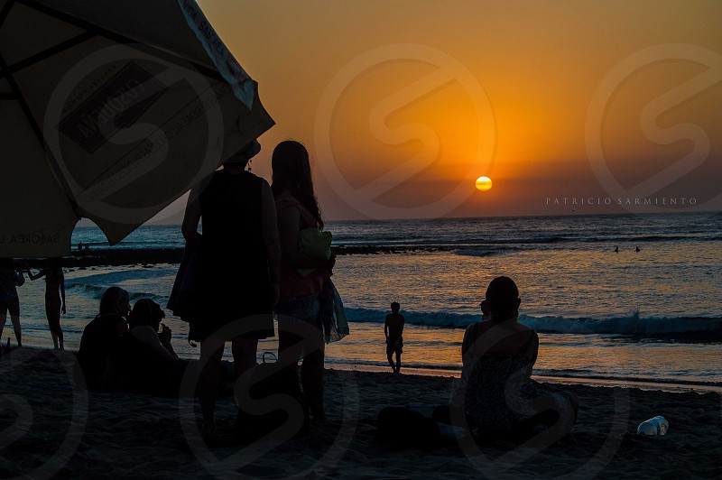 #mar de #Mancora #Perú photo