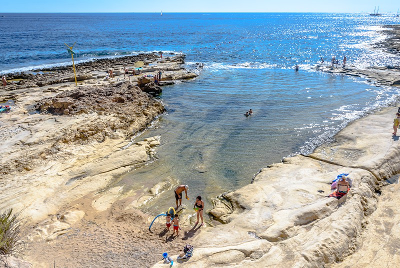 Authentic Family Life Around the World - Sliema Malta photo