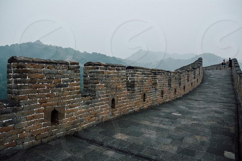 China Great Wall of china the Great Wall travel abroad photo
