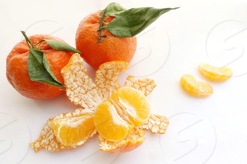 Fresh Fruit Citrus photo