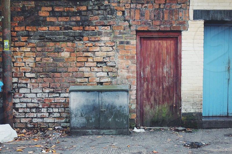 Ruthven Mews Glasgow Scotland.  photo