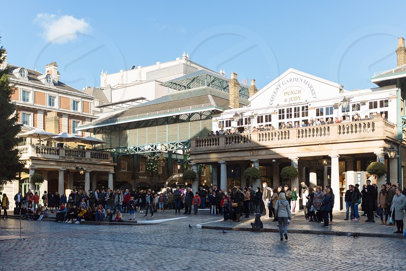 Covent Garden London photo