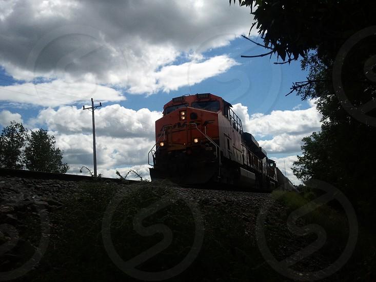 Train Rail photo
