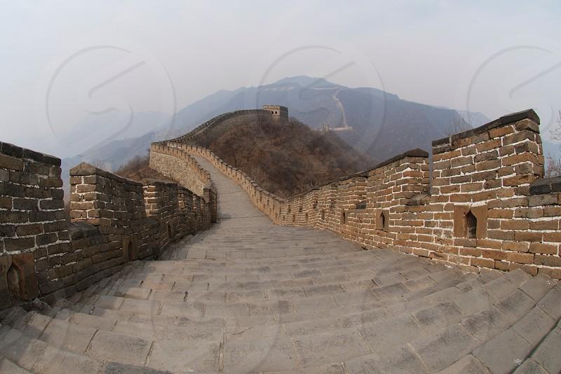 Great Wall of China -   Asian Landmarks photo