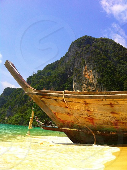Island life in Thailand  photo
