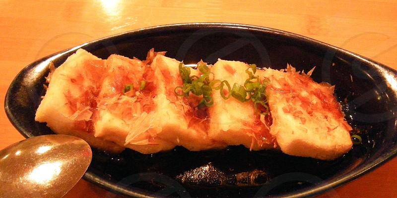 Agedashi tofu photo