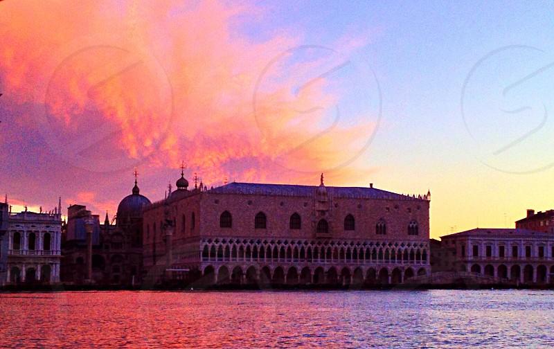 Venezia Venice palazzo ducale photo