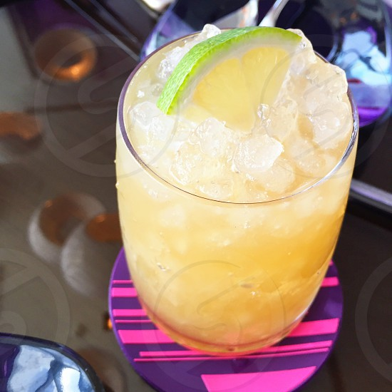 Summer cocktail  photo