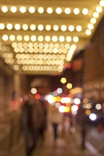 Theatre Marquee photo