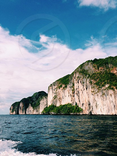 Somewhere near Phuket Thailand photo