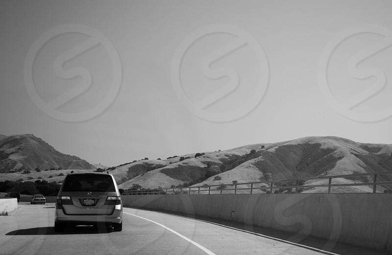 Californian meadows photo