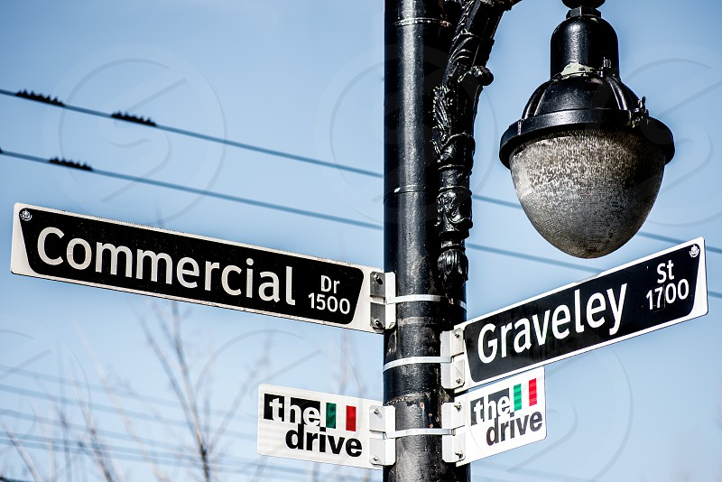 Commercial & Graveley photo
