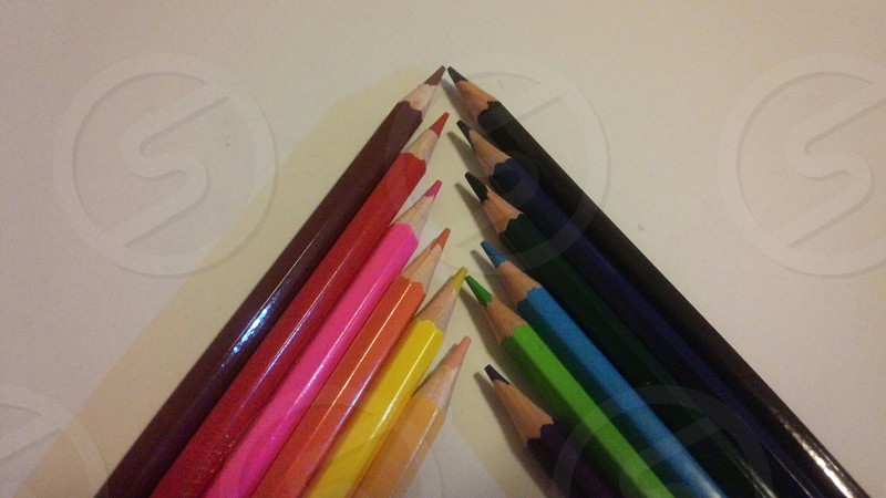 color pancel photo
