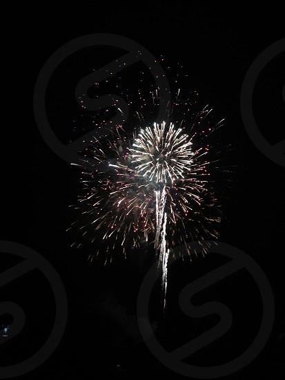 fireworks display photograph photo