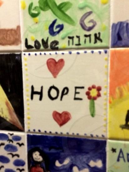 Hope photo