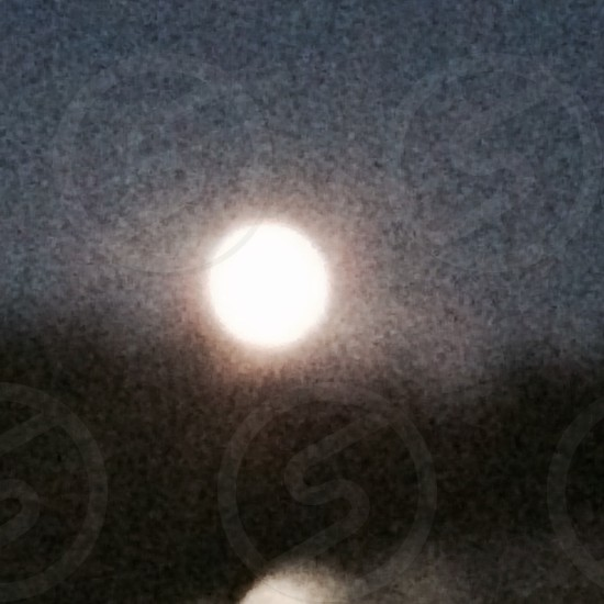 Super moon! photo
