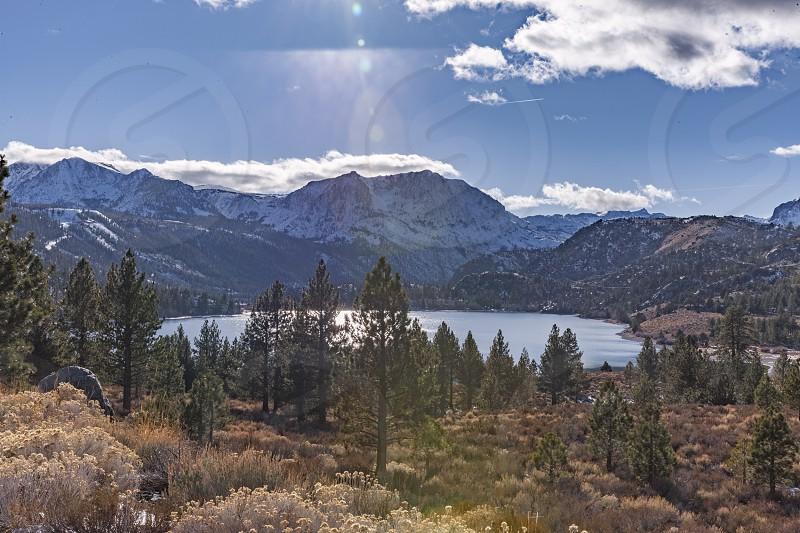 June Lake California photo
