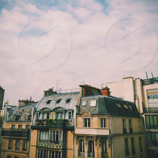 Parisian Monday morning. photo